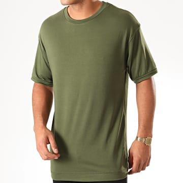 Tee Shirt UY452 Vert Kaki