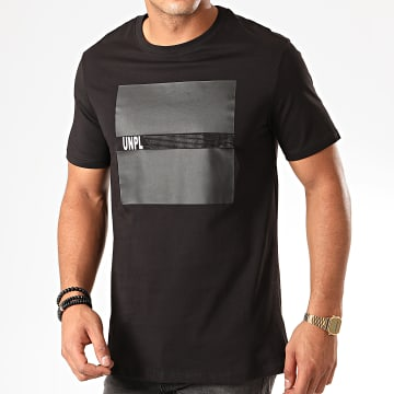 Tee Shirt Strass UY448 Noir