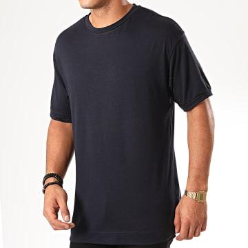 Tee Shirt UY452 Bleu Marine