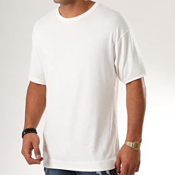 Tee Shirt UY452 Blanc Cassé