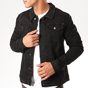 Veste Jean 139 Noir