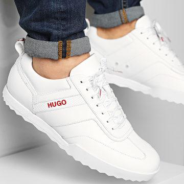 HUGO - Baskets Matrix 50414647 White