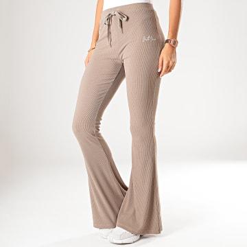 Sixth June - Pantalon Évasé Femme W3954KPA Gris