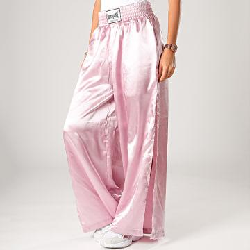 Sixth June - Pantalon Ample Femme W3959VPA Rose