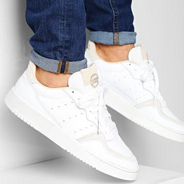 Adidas Originals - Baskets Supercourt EE6034 Footwear White Cryo White
