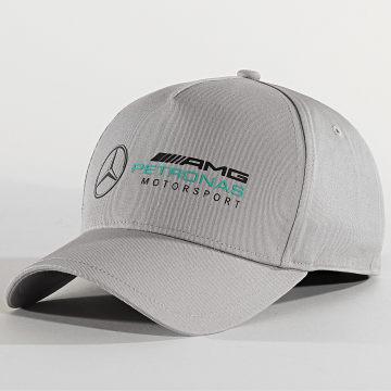AMG Mercedes - Casquette Racer Gris