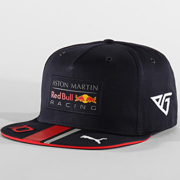 Red Bull Racing - Casquette Snapback Aston Martin Red Bull Racing Bleu Marine