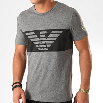 Tee Shirt 6GPT56-PJQ9Z Gris Chiné
