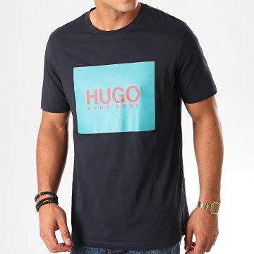 HUGO by Hugo Boss - Tee Shirt Dolive201 50422155 Bleu Marine