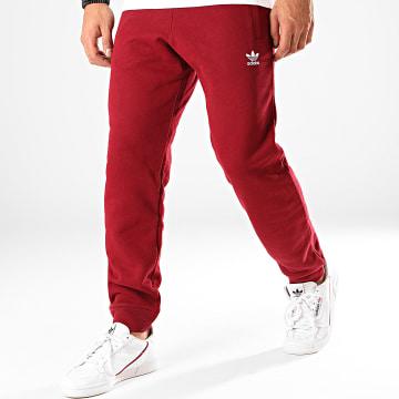 Adidas Originals - Pantalon Jogging Trefoil FQ3338 Bordeaux