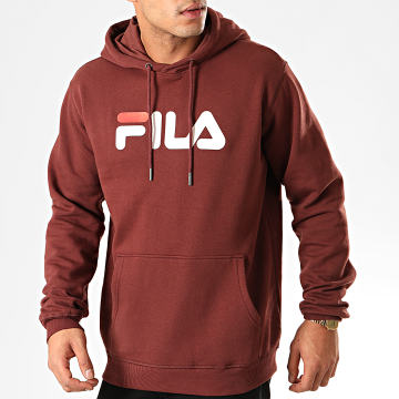 Fila - Sweat Capuche Classic Pure 681090 Marron