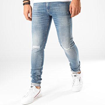 Jean Skinny Power Bleu Denim