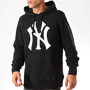 Sweat Capuche New York Yankees Noir
