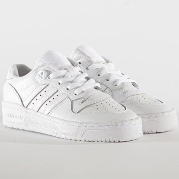 Adidas Originals - Baskets Femme Rivalry Low EG3636 Footwear White Core Black