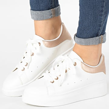 Girls Only - Baskets Femme K05 White