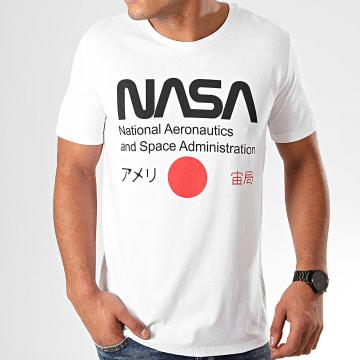 Tee Shirt Japanasa Blanc