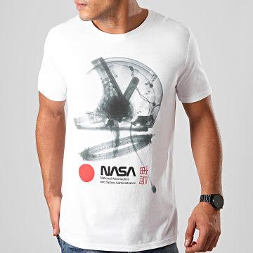 Tee Shirt X-Ray Helmet Blanc