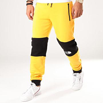 Pantalon Jogging Himalayan 3OD5 Jaune Noir