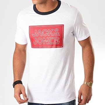 Tee Shirt Island Blanc