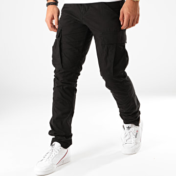 Produkt - Pantalon Cargo Akm Canvas Noir