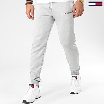 Pantalon Jogging Fleece 0184 Gris Chiné