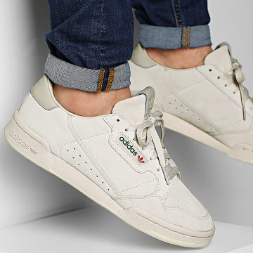 Adidas Originals - Baskets Continental 80 EE5363 Raw White Original White