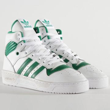 Adidas Originals - Baskets Rivalry EE4972 Footwear White Green Grey One