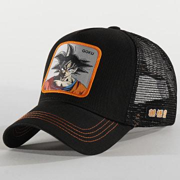 Casquette Trucker Goku Noir