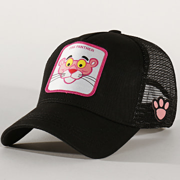 Capslab - Casquette Pink Panther Noir