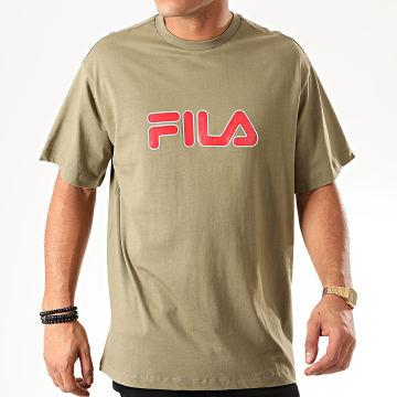 Tee Shirt Usher 687355 Vert Kaki