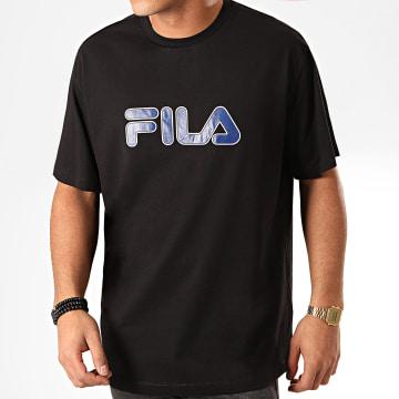 Fila - Tee Shirt Usher 687355 Noir