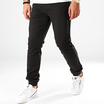 Only And Sons - Jogger Pant Mark Cuff Noir