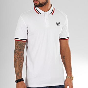Petrol Industries - Polo Manches Courtes 901 Blanc