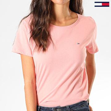 Tee Shirt Femme Soft Jersey 6901 Rose