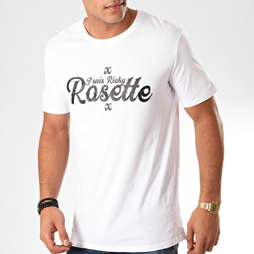 25G - Tee Shirt Ricky Blanc