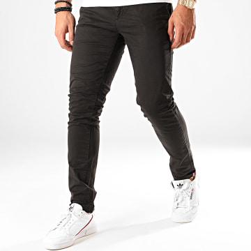 Pantalon Chino Tenali Noir