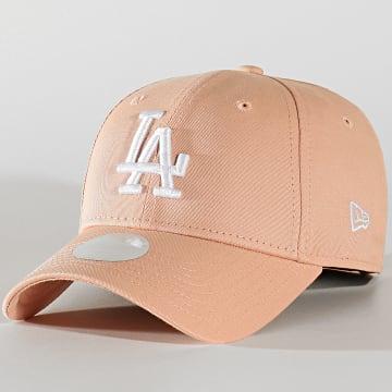 Casquette Femme 9Forty League Essential 12134641 Los Angeles Dodgers Rose