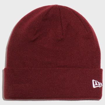 Bonnet Essential Knit 12134751 Bordeaux
