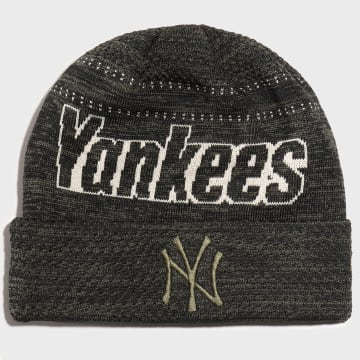 Bonnet Engineered Fit 12134782 New York Yankees Vert Kaki Chiné