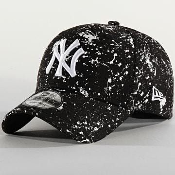 Casquette 9Forty MLB Paint Pack 12134846 New York Yankees Noir Blanc