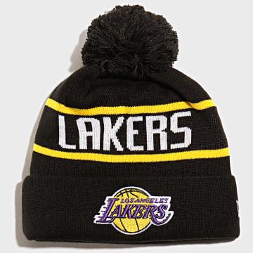 Bonnet OTC Booble Knit 12134849 Los Angeles Lakers Noir