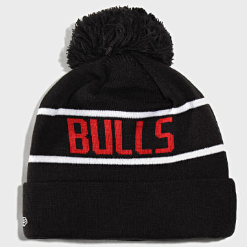 Bonnet Bobble Knit 12134851 Chicago Bulls Noir