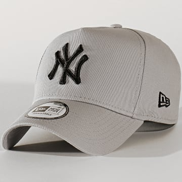 Casquette League Essential A Frame 12134884 New York Yankees Gris