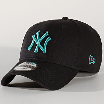 New Era - Casquette 9Forty League Essential 12134892 New York Yankees Bleu Marine