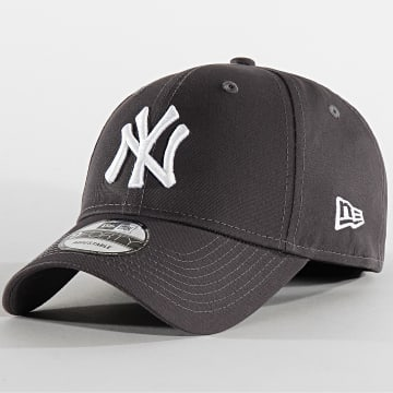 New Era - Casquette 9Forty League Essential 12134895 New York Yankees Gris