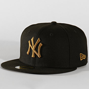 Casquette Fitted 59Fifty League Essential 12134905 New York Yankees Noir