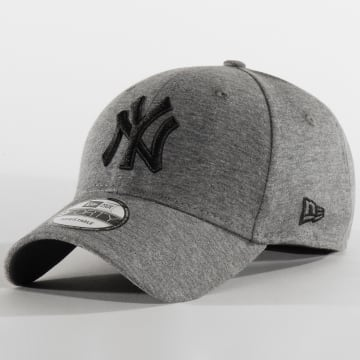 Casquette Baseball 9Forty Jersey Essential 12134953 New York Yankees Gris Chiné