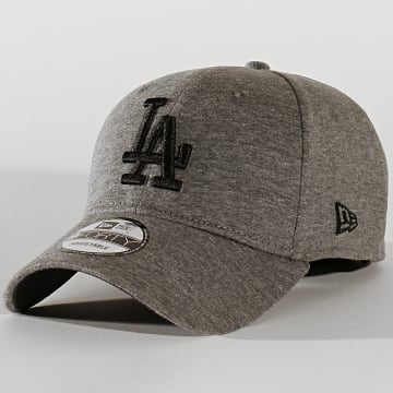 Casquette Femme 9Forty Jersey Essential 12134955 Los Angeles Dodgers Gris Chiné