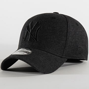 Casquette Fitted 39Thirty Jersey Essential 12134961 New York Yankees Noir Chiné