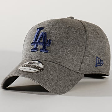 Casquette Fitted 39Thirty Jersey 12134962 Los Angeles Dodgers Gris Chiné